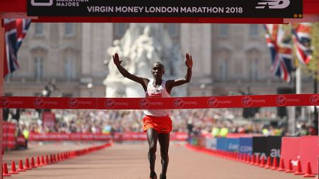 Eliud Kipchoge won the London Marathon for a fourth time earlier this year... but how important are