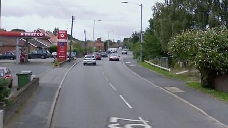 Police were called to the Lenwade area following an assault. Picture Google.