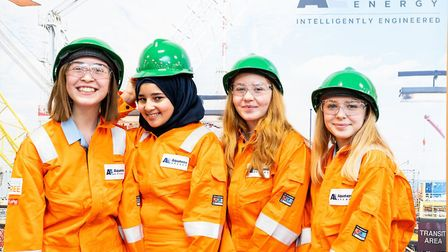 Skills for Energy 2019 was held at the new £11.4m energy skills centre at East Coast College in Lowe