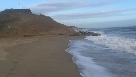 Winterton is a popular spot for visitors - but parking issues are causing chaos for locals. Photo: L