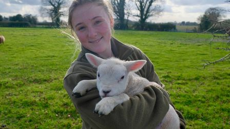 Kimberley Johnstone is an animal nursing assistant at Glaven Veterinary Practice and a member of Nor