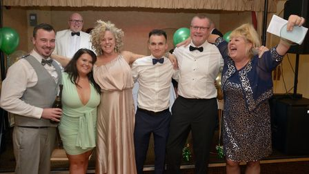 The Equipment and Medical Devices Team won the Non-Clinical Team of the Year award.