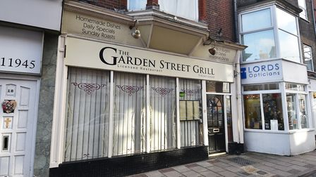 The Garden Street Grill. Picture: ANTONY KELLY