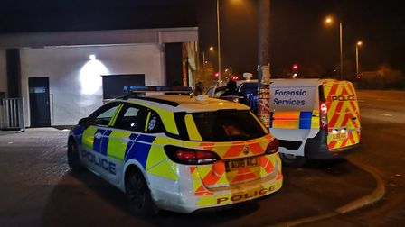 Police were called to an attempted robbery in Norwich last month during which a teen was stabbed. Ph