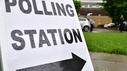 A previous polling station used at Worlingham, which will be based at Beccles Primary Academy next w