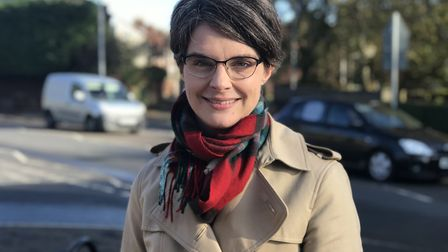 Chloe Smith, Conservative candidate for Norwich North. Picture: Neil Didsbury