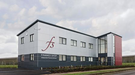 The Finance Shop''s new office in Gorleston is named William Fleming house in honour of the Gorlesto