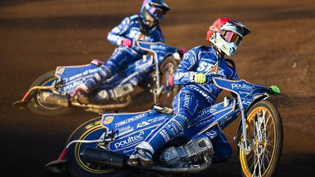 Peter Schroek will continue hos role at King's Lynn Stars in 2020 Picture: Ian Burt