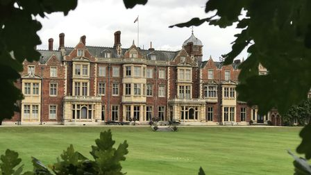 Sandringham House, parts of which are open to the public when the Queen is not in residence Picture