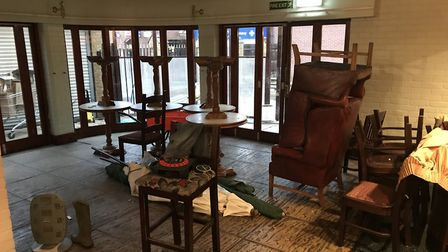 Inside The Norkie in Bowthorpe which is being reopened under new management. Picture: Lauren De Bois