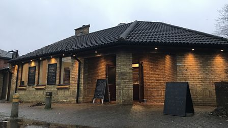 Outside The Norkie in Bowthorpe which is being reopened under new management. Picture: Lauren De Boi
