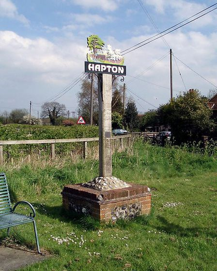 Tharston and Hapton Parish Council was inundated with concerns from residents over sheep being kept