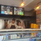 EnjoyEat Pizza takeaway in Norwich is offering free kebabs and burgers on Christmas Day Credit: Alta