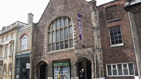St George's Guildhall in King's Lynn. Picture: DENISE BRADLEY