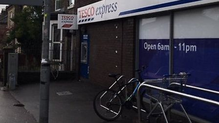 The Tesco Express store in Magdalen Road, Norwich. Picture: Archant.