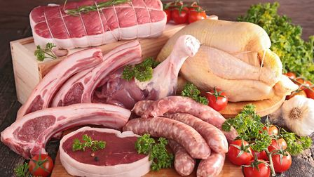 The Veganuary campaign had an impact on meat sales in 2019, says a study by Kantar. Picture: Getty I