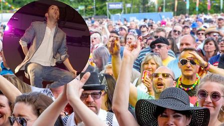 The Streets will perform at Friday Night Live in Earlham Park this summer. Picture: PA/Archant