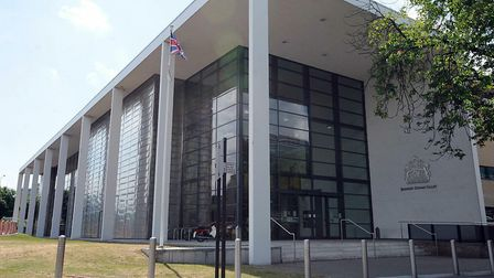 Francis Wilson, 60, of Clarence Road, Lowestoft appeared at Ipswich Crown Court. Picture: Archant Li