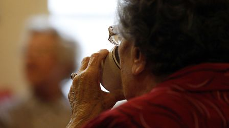 Adult social care will be a big issue for Norfolk in 2020. Pic: Jonathan Brady/PA Wire
