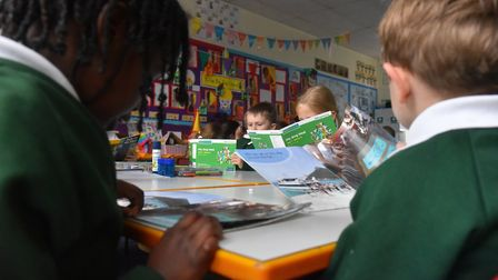 Improving attainment in schools will continue to be an important priority. Picture: Jamie Honeywood