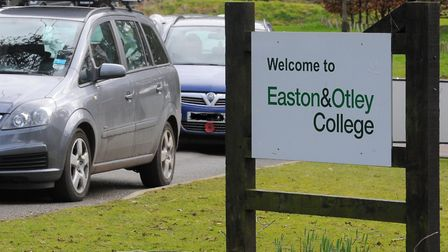 Easton College will be run by City College Norwich following a merger on January 1, 2020. Picture: S