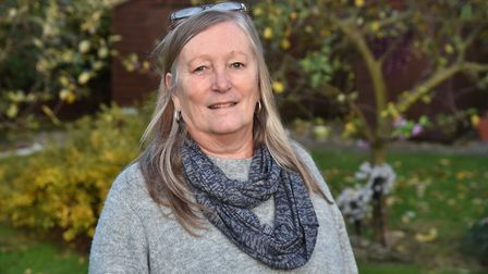 Sue Weaver from Hemsby only discovered Daly had taken the money after the death of her partner. Phot