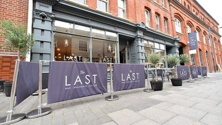 The Last Brasserie, St George's Street, Norwich. Pic: Archant