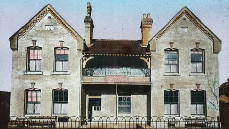 An archive photo of the former Cromer hospital in Lounden Road. Picture: Archant Library