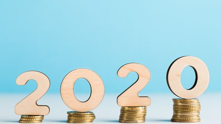 Carl Lamb on getting your finances in order in 2020. Picture; Getty Images