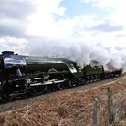 The Flying Scotsman is heading to the Mid-Norfolk Railway in 2020. Pic: John Giles/PA Wire.