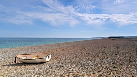 Peaceful Salthouse Beach in North Norfolk. Credit: Brian Shreeve for iwitness24