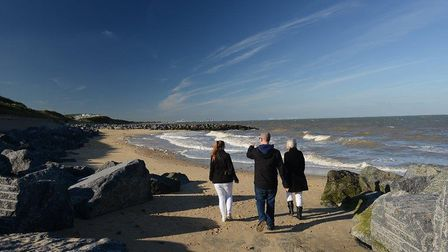 Sea Palling trail Credit: Supplied by Norfolk County Council