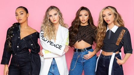 Little Mix are returning to Norfolk in 2020 with a gig at Holkham Hall. Picture Liz Hobbs Group.