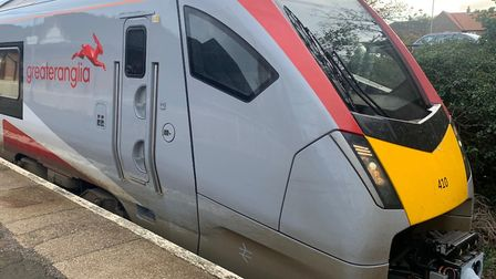 Greater Anglia trains have been hit by more train faults. Picture: Stuart Anderson