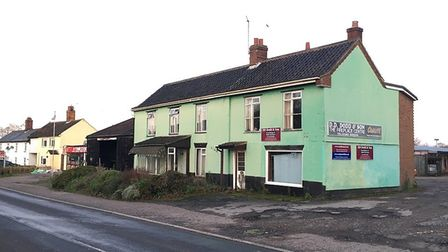 Plans could see the old Waggon and Horses pub in Shipdham demolished to make way for flats, a conven