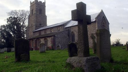 Plans have been lodged to expand Wroxham Cemetery. Picture: Steve Adams