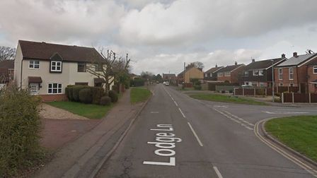 Police are appealing for information after cars in Lodge Lane and Norman Drive were criminally damag