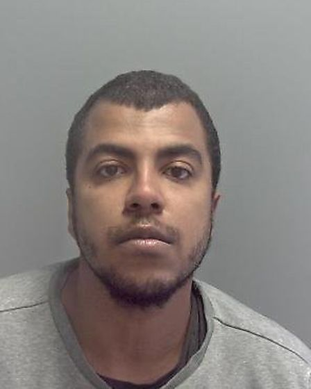 Blaire Carpenter-Angol, who was jailed after he pleaded guilty to conspiring to supply crack cocaine