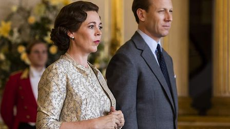 Olivia Colman in The Crown. Picture: Left Bank Pictures/IMDB