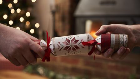 Why not try making your own Christmas crackers this year? Picture: Getty Images