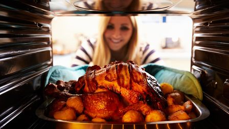 It's important we don't overbuy when stocking up on food for Christmas. Picture: Getty Images