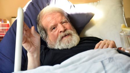 Richard May is facing Christmas without care after his at-home care provider withdrew from 10 of its