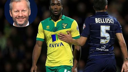 Former Norwich City media boss Joe Ferrari said Cameron Jerome was racially abused which he was at t
