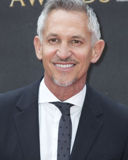Gary Lineker. Pic: Isabel Infantes/PA Wire