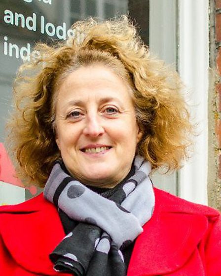 Solo Housing chief executive Carolyn Howell. Picture: Solo Housing