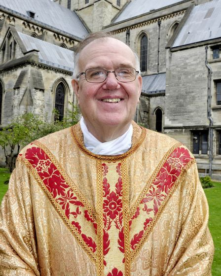 Father David Paul, dean of the RC Cathedral of St John the Baptist. Picture: Submitted