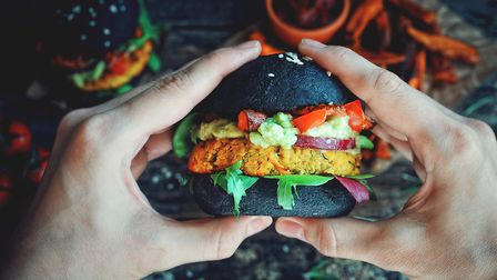 Where can you get the best vegan burger? Picture: Getty Images/iStockphoto