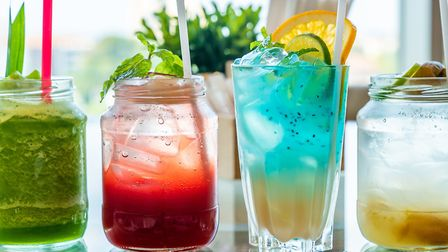 Mocktails Picture: Getty Images/iStockphoto