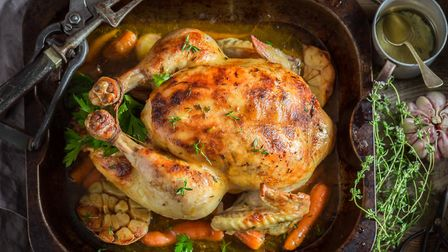 Family sharing roasts are a great way to spend your Sunday Picture: Getty Images/iStockphoto