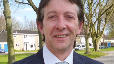Steve Riley, leader of the Liberal Democrat group at Broadland Council. Photo: Submitted